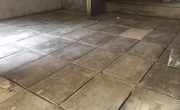 水泥板,地下室架空